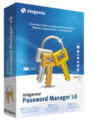 Steganos Password Manager 16 (PT) Voucher - 15% Off
