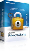 15% Off Steganos Privacy Suite 15 (PT) Sale Voucher