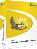 Stellar Apple Mail to Outlook 2011 Converter - Single User Voucher Sale