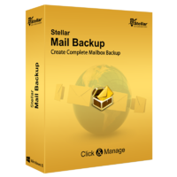 Stellar Mail Backup Voucher - SALE
