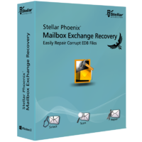 Stellar Phoenix Mailbox Exchange Recovery (Includes Shipping) Voucher Deal
