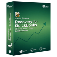 Stellar Data Recovery Inc, Stellar Phoenix Recovery for QuickBooks (Mac) Voucher Code