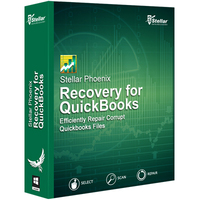 Stellar Phoenix Recovery for QuickBooks Voucher - Instant Deal