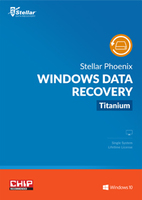 Stellar Phoenix Windows Data Recovery Home Titanium Voucher Deal - EXCLUSIVE