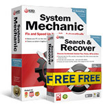 System Mechanic + Search and Recover Bundle Voucher Discount