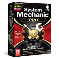 System Mechanic Professional Discount Voucher - Click to uncover