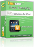25% Tansee iPad Transfer Voucher Code