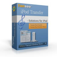 25% Tansee iPod Transfer Savings