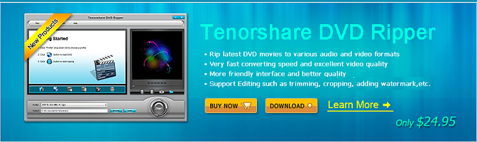 $5 Savings Tenorshare Video Converter Ultimate for Windows Voucher