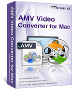 Special 15% Tipard AMV Video Converter for Mac Voucher Deal