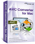 Tipard AVC Converter for Mac Discount Voucher