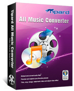 Tipard All Music Converter Voucher - Click to check out