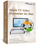 Tipard Apple TV Video Converter for Mac Voucher Sale - EXCLUSIVE