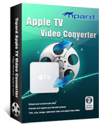Tipard Apple TV Video Converter Voucher Discount - 15%