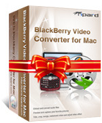 15% Off Tipard BlackBerry Converter Suite for Mac Discount Voucher