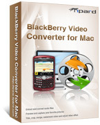 Tipard BlackBerry Video Converter for Mac Voucher - Special