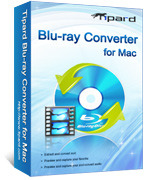 Tipard Blu-ray Converter for Mac Voucher - SALE