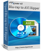 15 Percent Tipard Blu-ray to AVI Ripper Voucher Code