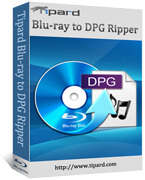 Tipard Blu-ray to DPG Ripper Voucher Code Discount - Exclusive