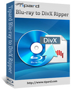 15% Off Tipard Blu-ray to DivX Ripper Voucher
