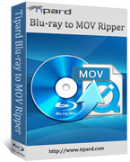 Tipard Blu-ray to MOV Ripper Voucher Discount - Special