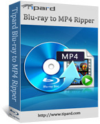 Tipard Blu-ray to MP4 Ripper Voucher Discount - 15%