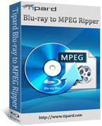 15 Percent Tipard Blu-ray to MPEG Ripper Voucher Discount