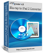 Tipard Blu-ray to iPad 2 Converter Voucher Code Exclusive