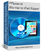 Tipard Blu-ray to iPad Ripper Voucher