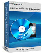 15% Tipard Blu-ray to iPhone 4 Converter Voucher Code