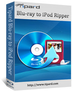 Tipard Blu-ray to iPod Ripper Voucher - Click to check out