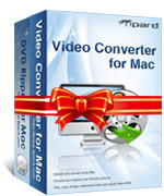 15 Percent Tipard DVD Ripper Pack for Mac Voucher Deal