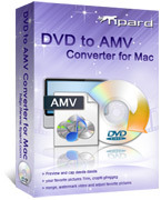 Tipard DVD to AMV Converter for Mac Voucher Sale