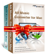 15% Off Tipard DVD to Audio Suite for Mac Voucher Sale