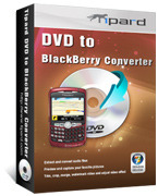 Tipard DVD to BlackBerry Converter Voucher Deal - Instant 15% Off