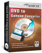 15% Off Tipard DVD to Gphone Converter Voucher