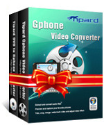 Tipard DVD to Gphone Suite Voucher Deal