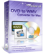 15% Off Tipard DVD to WMV Converter for Mac Voucher Discount