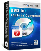 Tipard DVD to YouTube Converter Voucher Code Discount - 15% Off