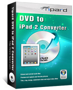 Tipard DVD to iPad 2 Converter Sale Voucher