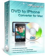 Tipard DVD to iPhone Converter for Mac Voucher Code - 15% Off