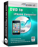 Tipard DVD to iPhone Converter Voucher Code - Click to View