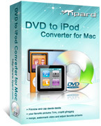 15% Tipard DVD to iPod Converter for Mac Voucher Deal