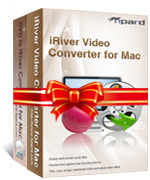 Tipard DVD to iRiver Suite for Mac Voucher Deal - Special