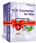 Special 15% Tipard FLV Video Converter Suite for Mac Voucher Code Discount