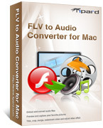 Special 15% Tipard FLV to Audio Converter for Mac Voucher Deal