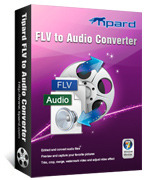 Tipard FLV to Audio Converter Voucher - 15%