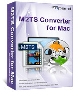 Tipard M2TS Converter for Mac Voucher Discount