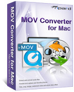 Tipard MOV Converter for Mac Voucher Code