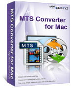 Tipard MTS Converter for Mac Discount Voucher - Click to check out